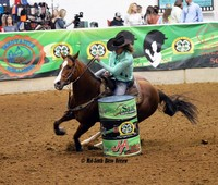Lucky Dog Barrel Race